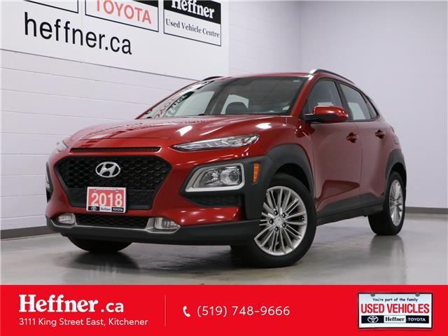 2018 Hyundai Kona  (Stk: 216058) in Kitchener - Image 1 of 22