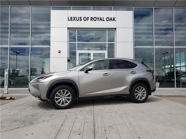 2016 Lexus NX 200t Base (Stk: L20114A) in Calgary - Image 1 of 24