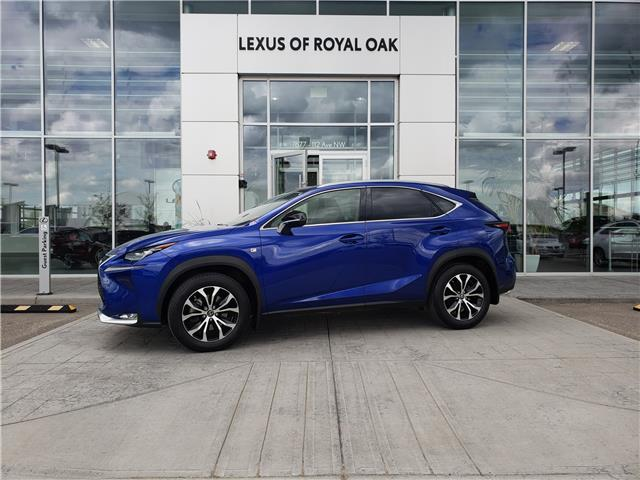 2017 Lexus NX 200t Base (Stk: LU0314) in Calgary - Image 1 of 27