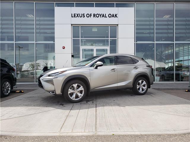 2017 Lexus NX 200t Base (Stk: L20384A) in Calgary - Image 1 of 21