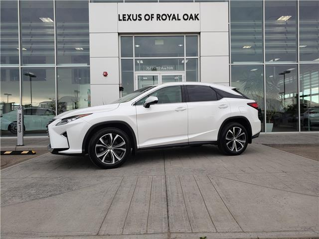 2017 Lexus RX 350 Base (Stk: L20332B) in Calgary - Image 1 of 24
