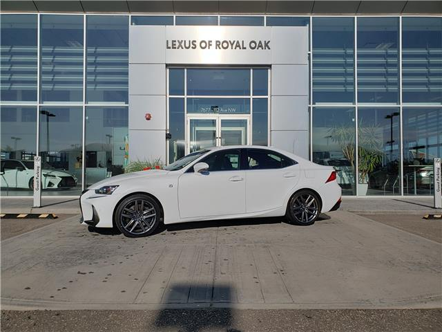 2018 Lexus IS 350 Base (Stk: L20344A) in Calgary - Image 1 of 24