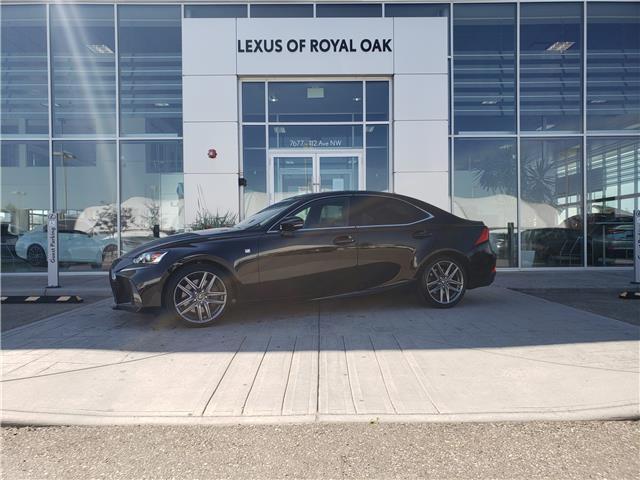 2017 Lexus IS 350 Base (Stk: L20252A) in Calgary - Image 1 of 23