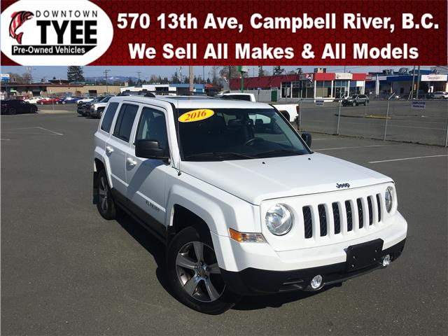 2016 Jeep Patriot Sport/North (Stk: T19346B) in Campbell River - Image 1 of 26