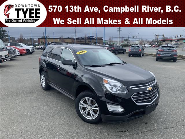 2016 Chevrolet Equinox 1LT (Stk: T20049A) in Campbell River - Image 1 of 27