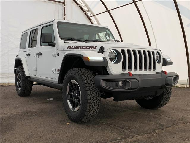 2020 Jeep Wrangler Unlimited Rubicon (Stk: 200285) in Ottawa - Image 1 of 30