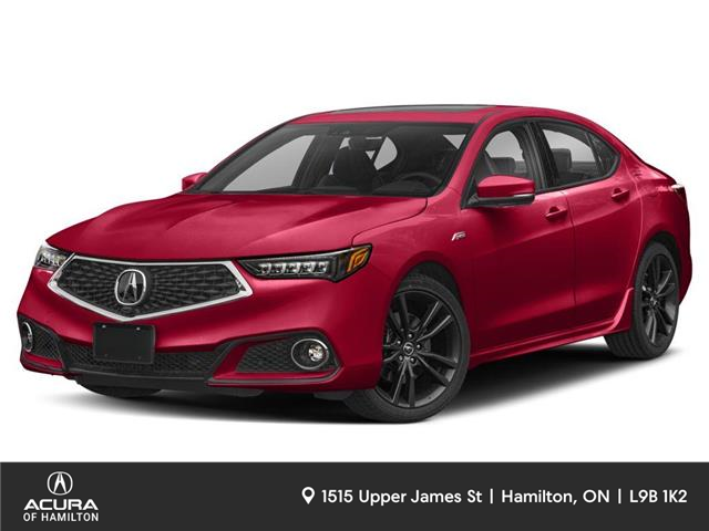 2020 Acura TLX Elite A-Spec (Stk: 20-0014) in Hamilton - Image 1 of 3