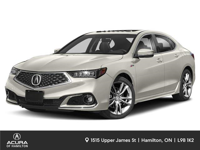 2020 Acura TLX Tech A-Spec (Stk: 20-0027) in Hamilton - Image 1 of 9
