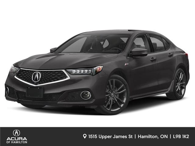 2020 Acura TLX Elite A-Spec w/Red Leather (Stk: 20-0066) in Hamilton - Image 1 of 9