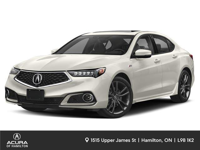 2020 Acura TLX Elite A-Spec w/Red Leather (Stk: 20-0077) in Hamilton - Image 1 of 9