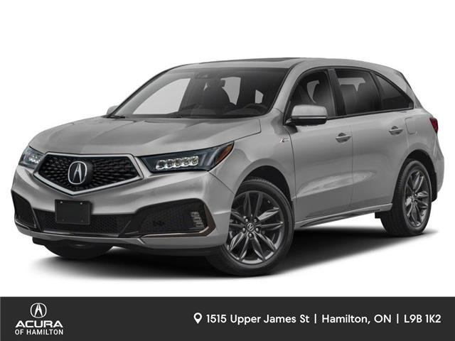 2020 Acura MDX A-Spec (Stk: 20-0106) in Hamilton - Image 1 of 9