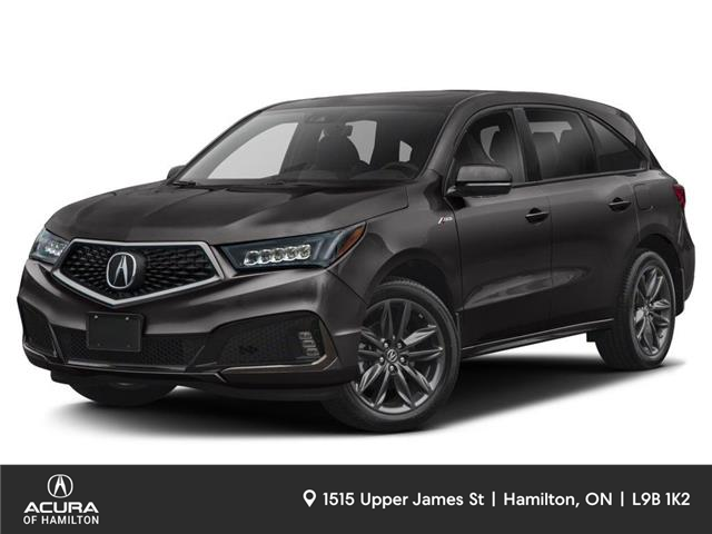 2020 Acura MDX A-Spec (Stk: 20-0110) in Hamilton - Image 1 of 9