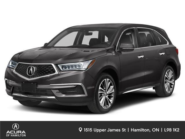 2020 Acura MDX Tech (Stk: 20-0131) in Hamilton - Image 1 of 8