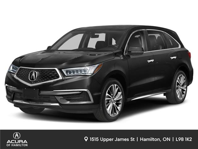 2020 Acura MDX Tech (Stk: 20-0142) in Hamilton - Image 1 of 8