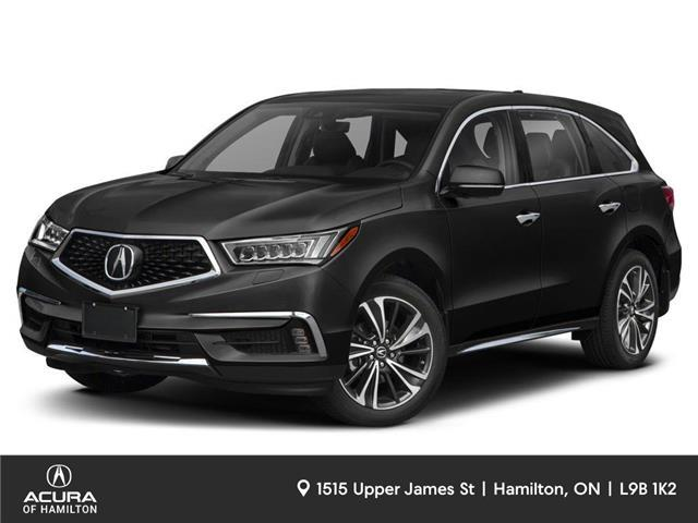 2020 Acura MDX Tech Plus (Stk: 20-0181) in Hamilton - Image 1 of 9