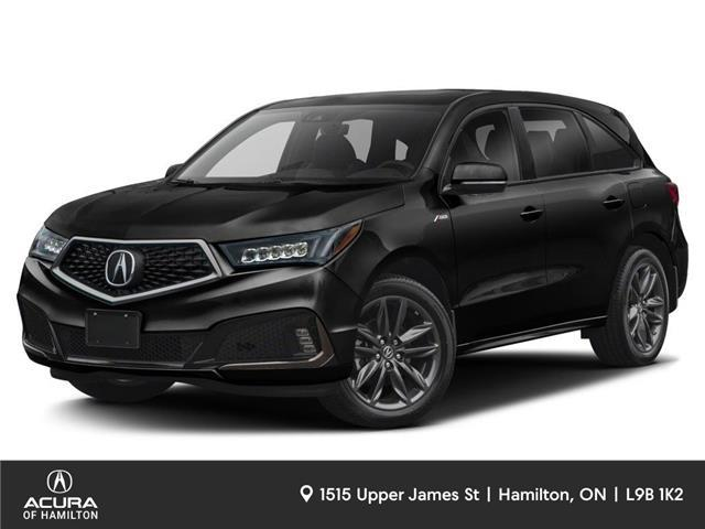 2020 Acura MDX A-Spec (Stk: 20-0214) in Hamilton - Image 1 of 9