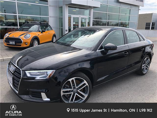 2019 Audi A3 45 Progressiv (Stk: 1918780) in Hamilton - Image 1 of 30