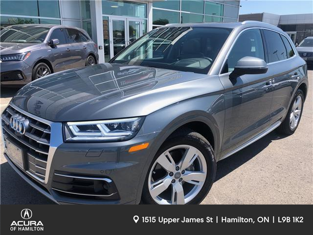 2019 Audi Q5 45 Technik (Stk: 200335A) in Hamilton - Image 1 of 30
