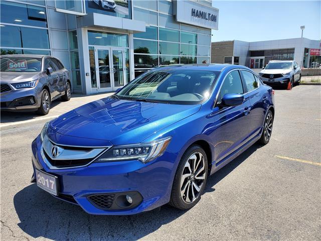 2017 Acura ILX Anniversary Edition (Stk: 1719100) in Hamilton - Image 1 of 22