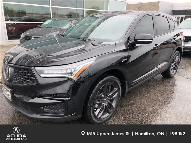 2019 Acura RDX A-Spec (Stk: 1919830) in Hamilton - Image 1 of 32