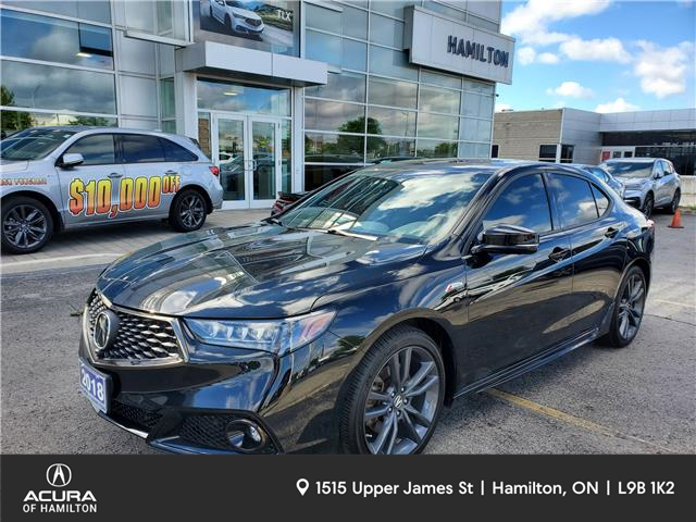 2018 Acura TLX Elite A-Spec (Stk: 1820000) in Hamilton - Image 1 of 20