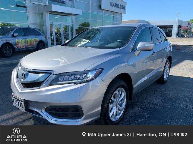 2017 Acura RDX Tech (Stk: 1719390) in Hamilton - Image 1 of 24