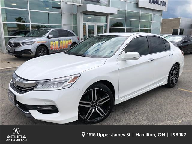 2016 Honda Accord Touring V6 (Stk: 1620120) in Hamilton - Image 1 of 26