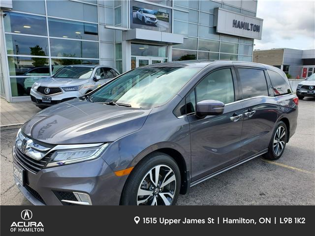 2019 Honda Odyssey Touring (Stk: 1919870) in Hamilton - Image 1 of 32
