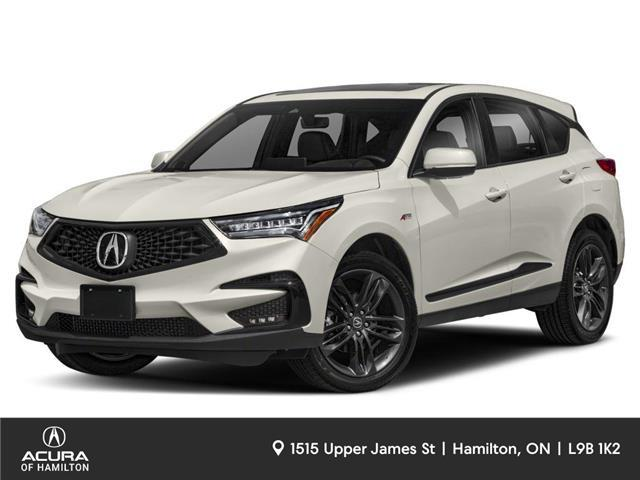 2020 Acura RDX A-Spec (Stk: 20-0332) in Hamilton - Image 1 of 9