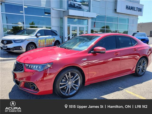 2018 Acura TLX Elite A-Spec (Stk: 1820440) in Hamilton - Image 1 of 11