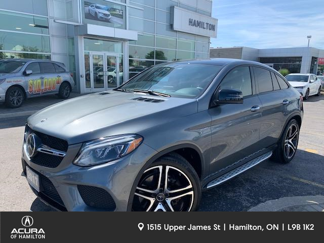 2017 Mercedes-Benz AMG GLE 43 Base (Stk: 1720510) in Hamilton - Image 1 of 33