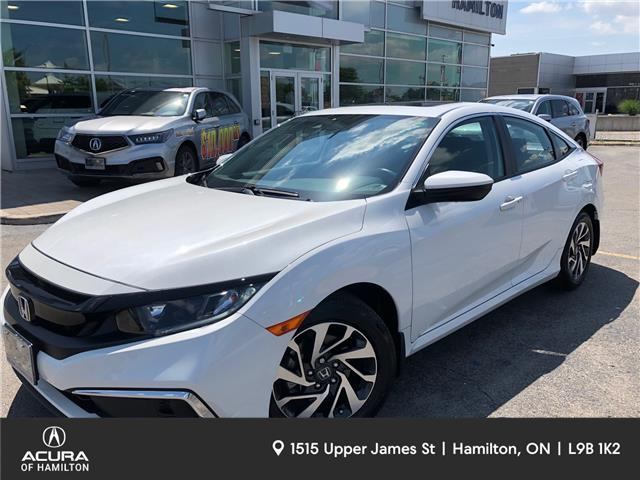 2019 Honda Civic EX (Stk: 200239A) in Hamilton - Image 1 of 26