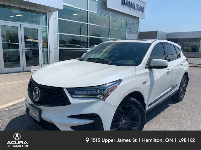 2019 Acura RDX A-Spec (Stk: 1920580) in Hamilton - Image 1 of 31