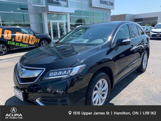2017 Acura RDX Tech (Stk: 1720330) in Hamilton - Image 1 of 23
