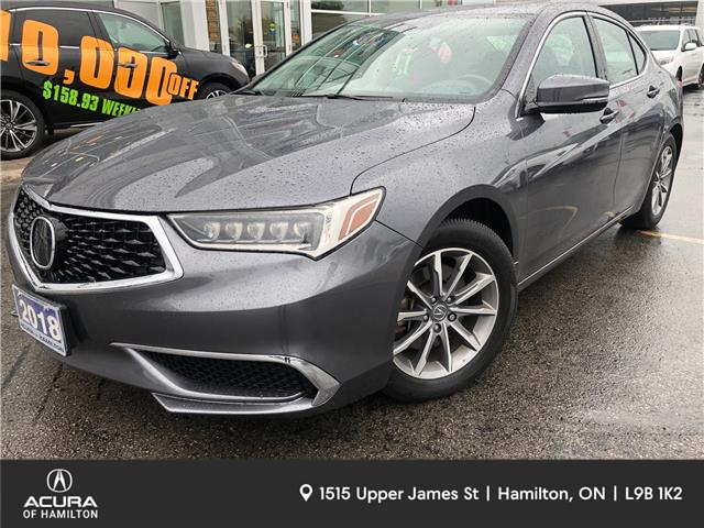 2018 Acura TLX Tech (Stk: 1820100) in Hamilton - Image 1 of 28