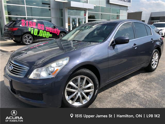 2009 Infiniti G37x Luxury (Stk: 200363A ) in Hamilton - Image 1 of 26