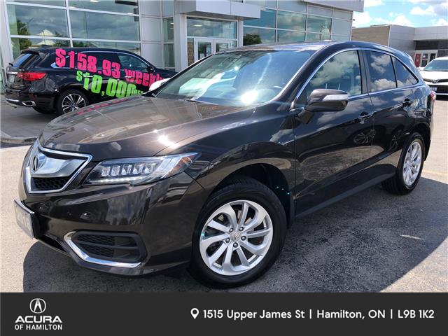 2017 Acura RDX Tech (Stk: 1720900) in Hamilton - Image 1 of 27