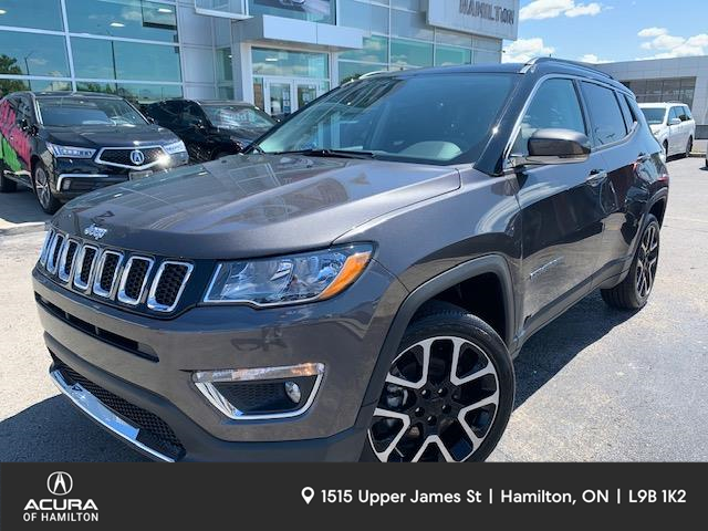 2019 Jeep Compass Limited (Stk: 1920020) in Hamilton - Image 1 of 25