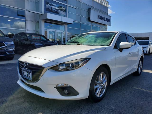 2014 Mazda Mazda3 GS-SKY (Stk: 1720310A) in Hamilton - Image 1 of 14