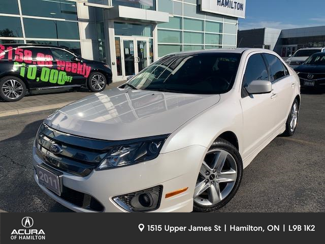 2011 Ford Fusion Sport (Stk: 200295A) in Hamilton - Image 1 of 24