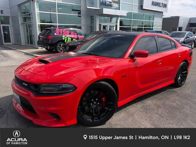 2019 Dodge Charger Scat Pack (Stk: 1921140) in Hamilton - Image 1 of 26