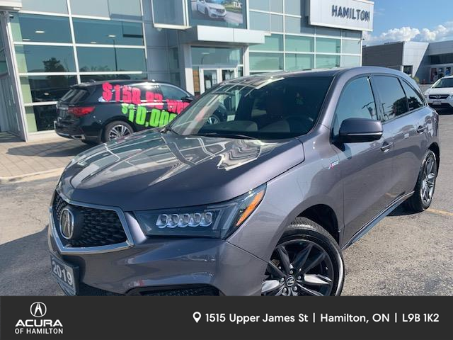 2019 Acura MDX A-Spec (Stk: 2021230A) in Hamilton - Image 1 of 25