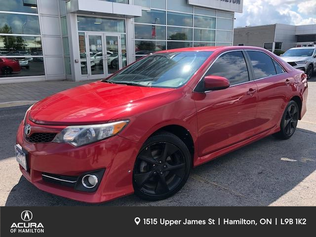 2012 Toyota Camry SE (Stk: 200116B) in Hamilton - Image 1 of 25