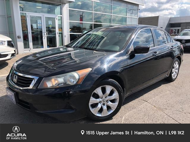 2010 Honda Accord EX-L (Stk: 210010A) in Hamilton - Image 1 of 24