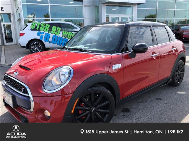 2016 MINI 5 Door Cooper S (Stk: 1621370) in Hamilton - Image 1 of 28