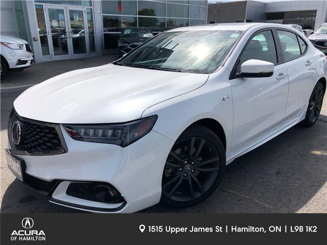 2020 Acura TLX Tech A-Spec (Stk: 20-0024) in Hamilton - Image 1 of 16