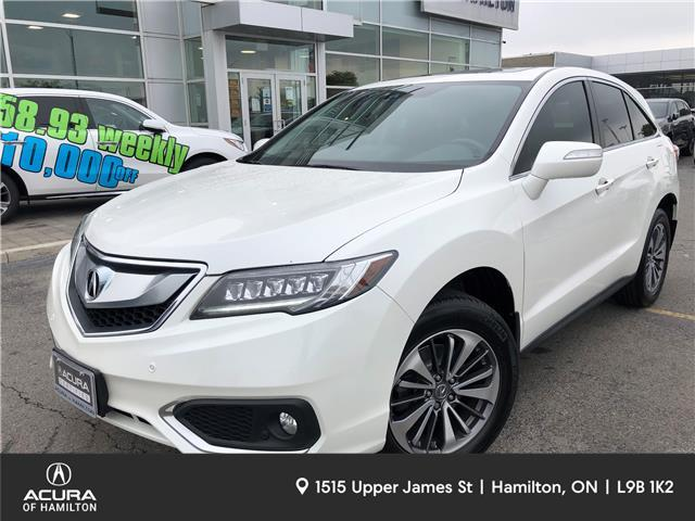 2017 Acura RDX Elite (Stk: 1721450) in Hamilton - Image 1 of 28