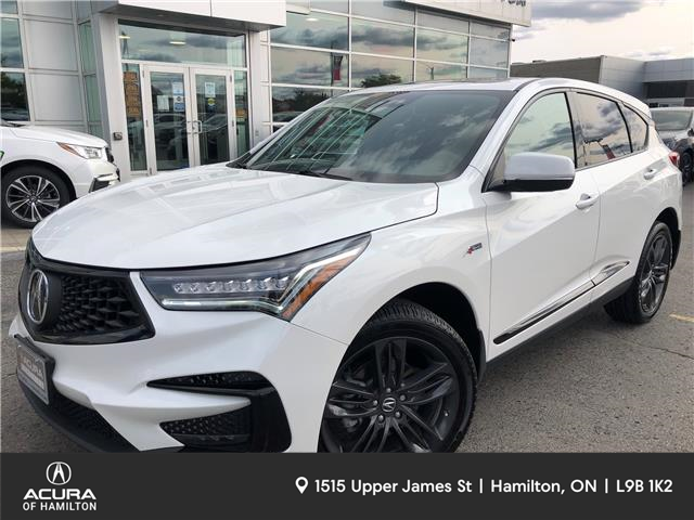 2020 Acura RDX A-Spec (Stk: ) in Hamilton - Image 1 of 26