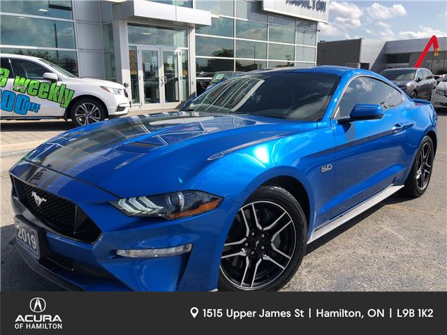 2019 Ford Mustang GT Premium (Stk: ) in Hamilton - Image 1 of 30