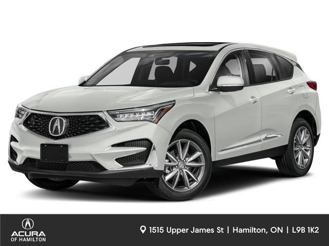 2021 Acura RDX Tech (Stk: 21-0040) in Hamilton - Image 1 of 9